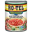 Ro-Tel Diced TomatoesW/Lime Juice & Cilantro Mexican Festival, 10 oz