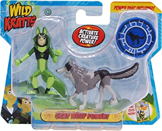 wolf action figure