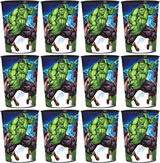Epic Avengers Favor Cups Set of 12