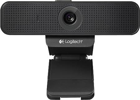 Logitech C920 Hd Pro Webcam Black Black
