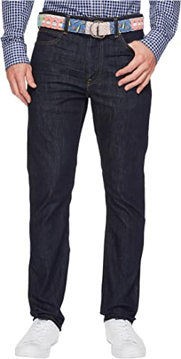 Vineyard Vines - Updated Dark Wash Denim in Baltic Blue