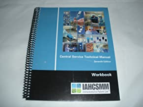 Workbook for Use with Central Service Technical Manual 7th Edition (Workbook Only)