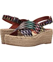 Missoni - Printed Cross Band Flatform