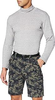 Columbia Men's Printed Cargo Shorts, Silver Ridge