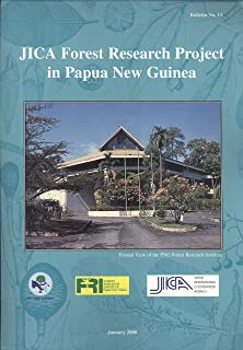 JICA Forest Research Project in Papua New Guinea