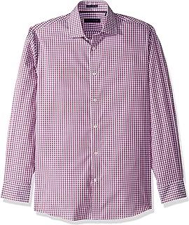 Tommy Hilfiger Men's Dress Shirts Non Iron Slim Fit Check