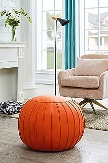 decorative stools for living room.htm amazon com orange accent furniture furniture home   kitchen  amazon com orange accent furniture