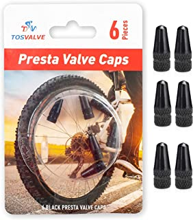 2Pcs Durable Bicycle   Presta Wheel Rim Tyre Stem Air Valve Caps Dust Cover PC
