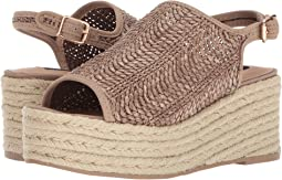 Courage Espadrille Wedge Sandal