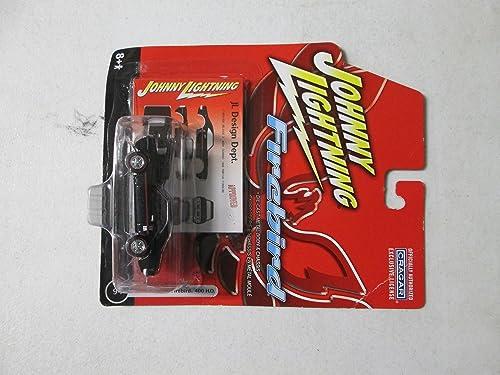 Johnny lumièrening Firebird 1968 Pontiac Firebird 400 H.O. 1 64 noir