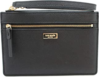 0b26a8e03a Kate Spade New York Tinie Laurel Way Saffiano Leather Wristlet Handbag  Clutch