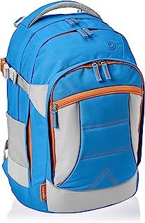 AmazonBasics Ergonomic Backpack, Blue