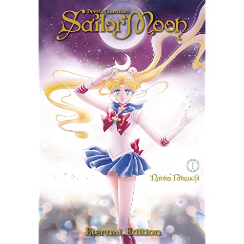 Sailor Moon Eternal Edition 1
