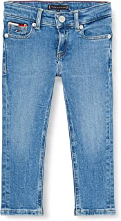 Tommy Hilfiger Spencer Slim Tapered Wreplblus Jeans para Niños