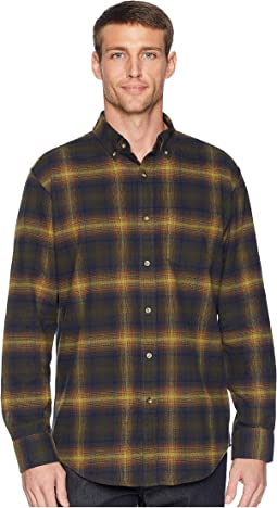 Lister Flannel Fitter Shirt