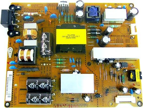 LG EAY62810501 Power Supply Board for 42LN5300-UB BUSDLJR