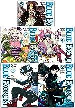 Blue Exorcist Volume 1-5 Collection 5 Books Set (Series 1) by Kazue Kato