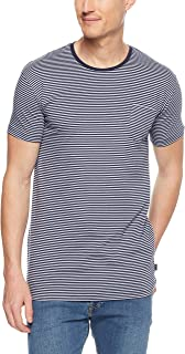 Silent Theory Men's Stripe Pocket Tee