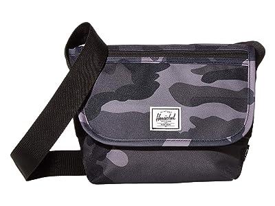 Herschel Supply Co. Grade Mini (Night Camo) Messenger Bags