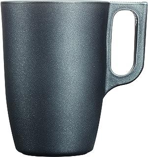 Luminarc 8012322.0 Bock Beer Glass Loft (Single piece), Stoney Black, W 13.6 x H 12.6 x D 6.0 cm