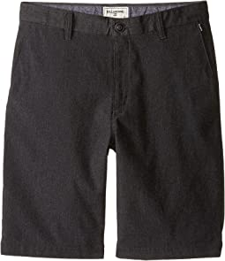Carter Stretch Walkshorts (Big Kids)