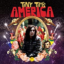 Tiny Tim's America - Black vinyl [vinyl] Tiny Tim