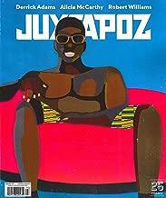 JUXTAPOZ Magazine (Fall, 2019) Issue 211, DERRICK ADAMS, ALICIA McCARTHY, ROBERT WILLIAMS
