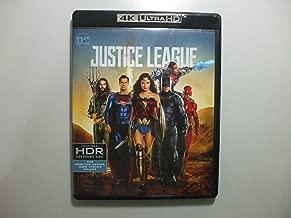 Warner Bros. Justice League (2017) (Walmart Exclusive) (4K Ultra HD + Blu-ray + Digital)