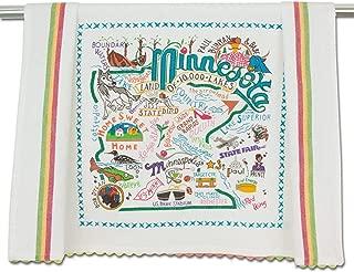 Catstudio Minnesota Dish & Hand Towel | Beautiful Award Winning Home Decor Artwork | Great For Kitchen & Bathroom