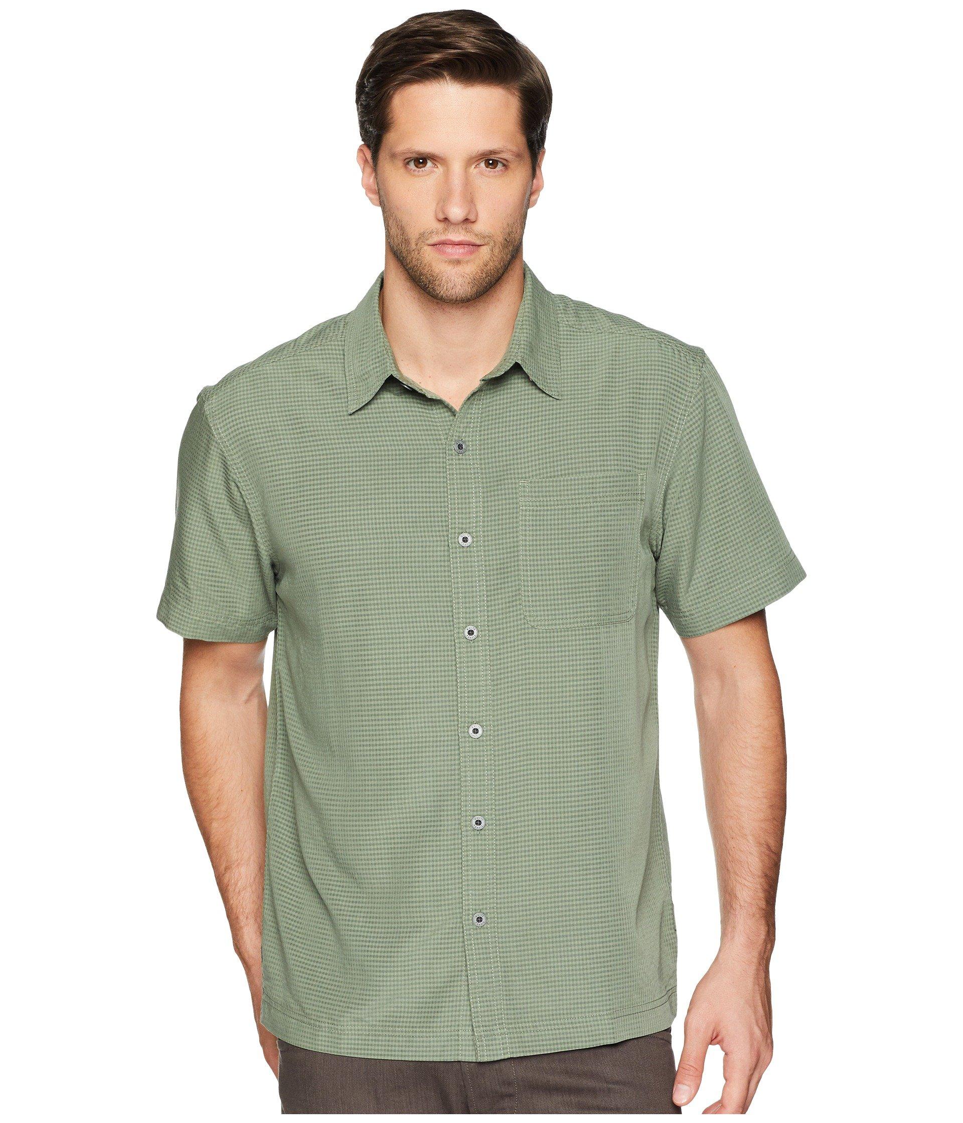 Camiseta Tipo Polo para Hombre White Sierra Sandpiper Short Sleeve Shirt  + White Sierra en VeoyCompro.net