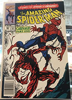 The Amazing Spider-Man #361