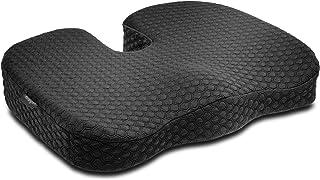 Kensington K55807WW, Cojín de gel frío Premium, Ortopédico, Mejora la postura, Negro