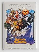 Return to Oz Movie Poster Fridge Magnet (2 x 3 inches)