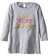 Mud Pie - So Very Merry Tunic (Infant/Toddler)