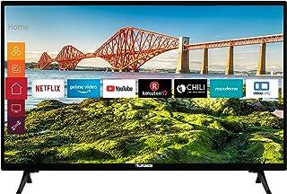 Telefunken XH24J501V 24 inch TV (Smart TV incl. Prime Video/Netflix/YouTube, HD ready, 12 Volt, werkt met Alexa, Triple-Tu...