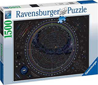 Ravensburger Map of the Universe 1500pc Jigsaw Puzzle [16213]