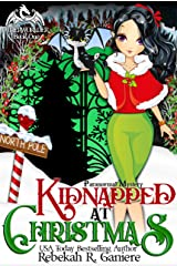 Kidnapped at Christmas: A Paranormal Mystery Romance (Otherworlder Paranormal Mystery Series Book 1) Kindle Edition