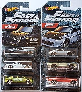 Hot Wheels 2019 Walmart Exclusive Fast & Furious