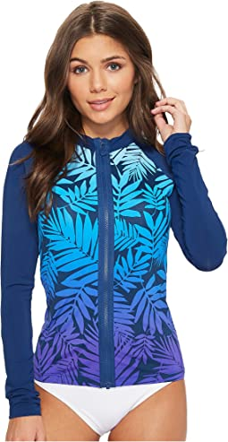 Bleu Rod Beattie Island Heat Rashguard