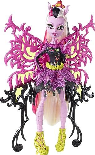 Monster High - Cbg63 - Poupée Mannequin - Bonita Femur