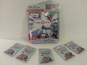 Disney Infinity Power Disc Album Exclusive with 5 Series 1 Disney Infinity Power Disc Packs