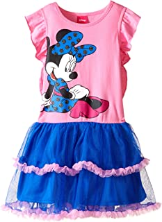 7311c1a35 Amazon.com: Minnie Mouse - Dresses / Clothing: Clothing, Shoes & Jewelry