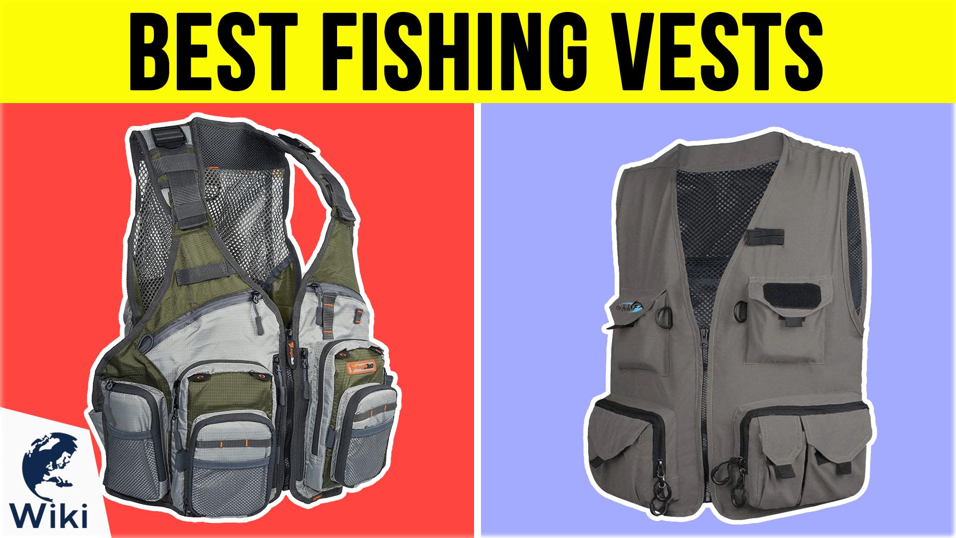 OUTDOOR Multi-pocket Fly Fishing Vest Backpack Chest Mesh Bag Adjustable Size FS