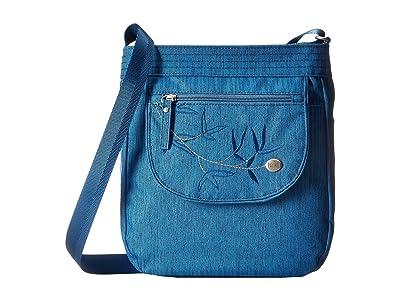 Haiku Jaunt (Sapphire) Handbags