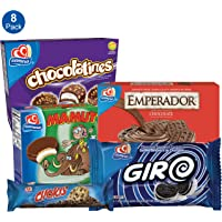 8 Count Quaker Gamesa Chocolate Variety Pack