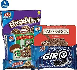 Quaker Gamesa Chocolate Variety Pack, 8Count