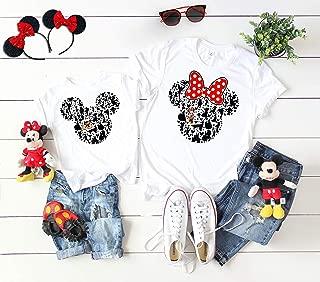 Mickey Family Matching Shirts, Vacation Shirts, Mickey Minnie Shirts, Family Mickey Shirts