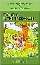 TROUBLE IN THE TREEHOUSE:  Illustrator Charlene Monerris (1)