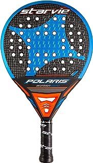 StarVie Polaris Carbon Soft Pala de Pádel, Unisex Adulto, Azul, 360 gr