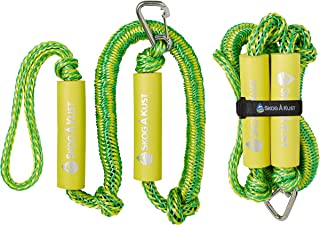 Skog Å Kust Premium PWC Bungee Dock Lines 2-Pack: 4 & 6 Foot Lengths